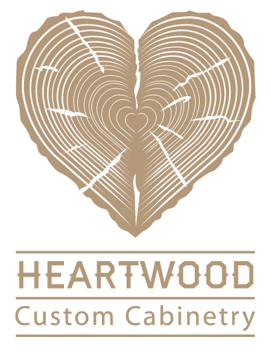 Heartwood Custom Cabinetry Logo